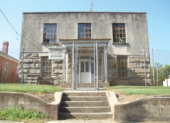 Commissioners to hear old jail renovation plans update