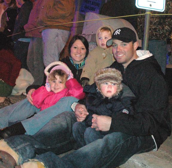 Franklinton Christmas Parade Pics, 3