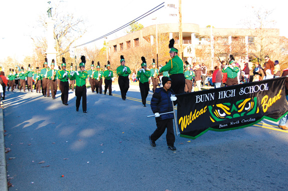 Happy Holidays from the Franklin County Christmas Parade