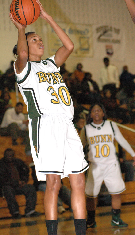 Ladycats roll past Fike HS