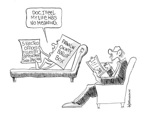 Editorial Cartoon: Doctor Doctor