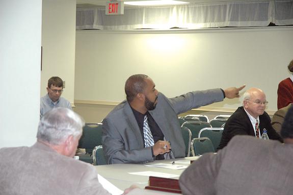 County reviews economic development plan progress