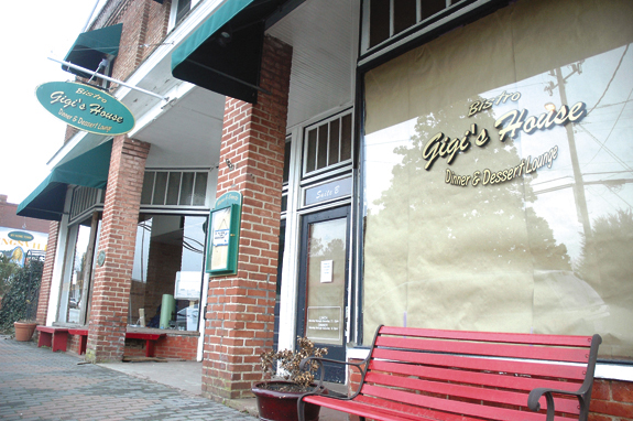 Gigi's reopening for business after fire