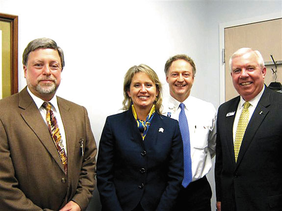Congresswoman Visits Franklin County