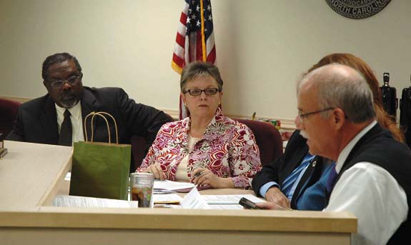 Lancaster asks commissioners for special-election discussion