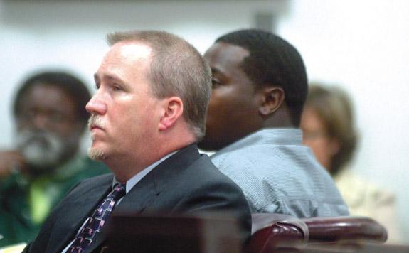 Man guilty of assaulting deputy