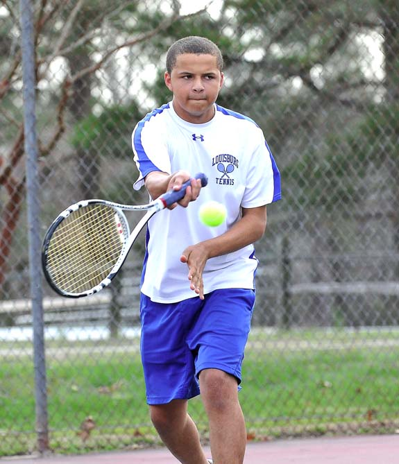 LHS claims tennis match vs. Raiders