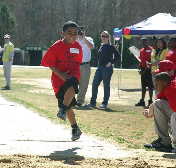 Special Olympics slated for Friday at Bunn High