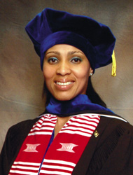 Louisburg native receives doctorate