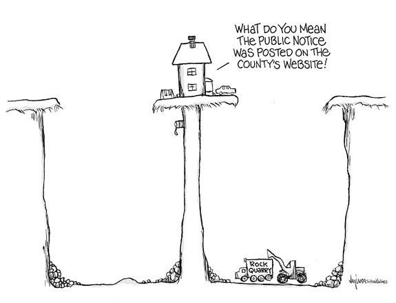 Editorial Cartoon: Rocky Top