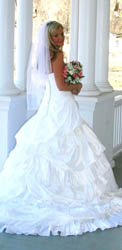 Spohn, White wed