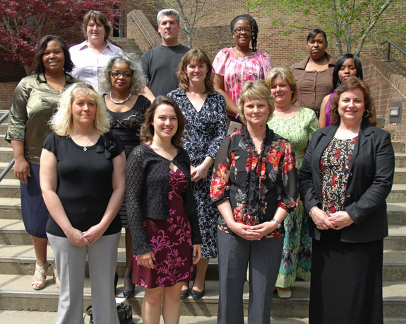 Vance-Granville Community College students inducted into Honor Society