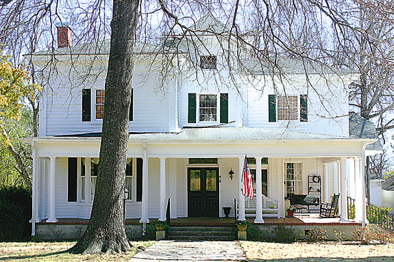 Davis-Allen-Ford house brings its own unique history to homes tour