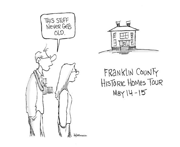 Editorial Cartoon: On Tour