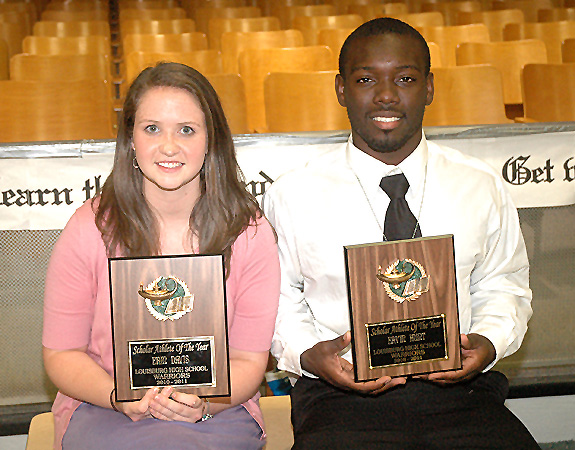 EXCEPTIONAL STUDENT-ATHLETES AT LHS