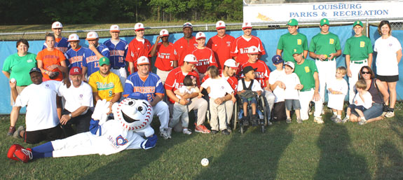 MIRACLE LEAGUE HOSTS YOUTH BASEBALL CLINIC, Pics 3