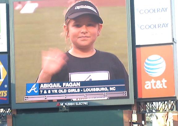 Fagan a champion in Atlanta