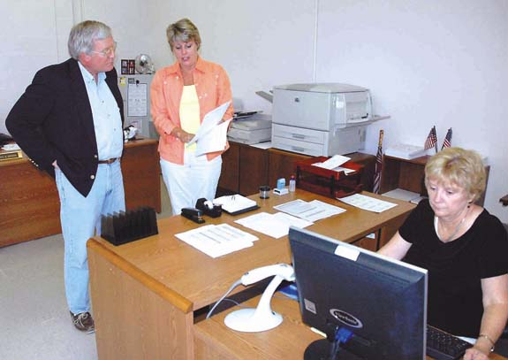 Filing period opens for municipal elections