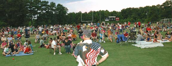 Stand Up For America celebration in Franklinton (Pics, 1)