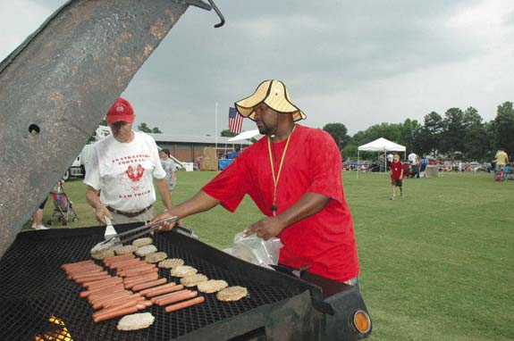 Stand Up For America celebration in Franklinton (Pics, 2)