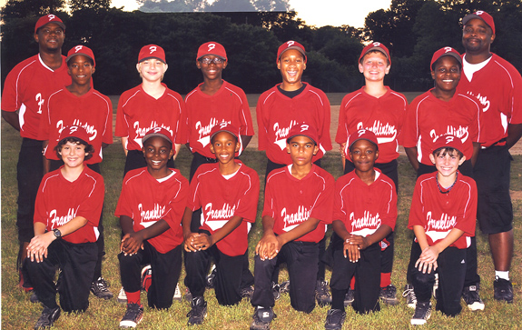 FRANKLINTON ALL-STARS