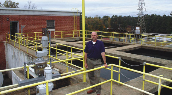 Franklinton water plant valued at $4.23 million