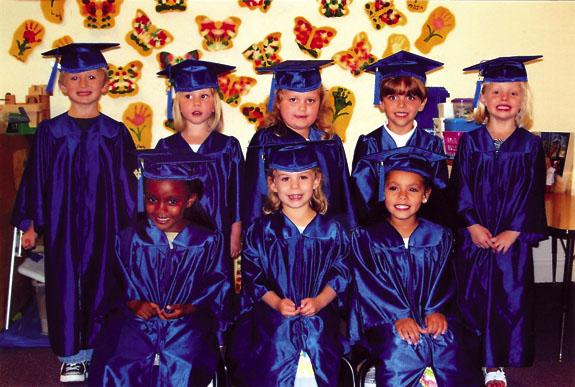 Kid's Corner Graduation