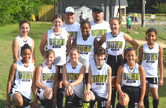 Bunn 12s take second