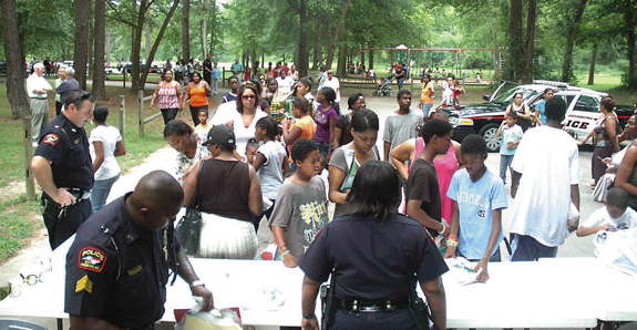 National Night Out scheduled for Aug. 2