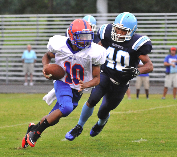Southern Vance Rallies Past Louisburg