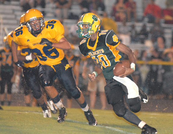 Rocky Mount Rains On Bunn