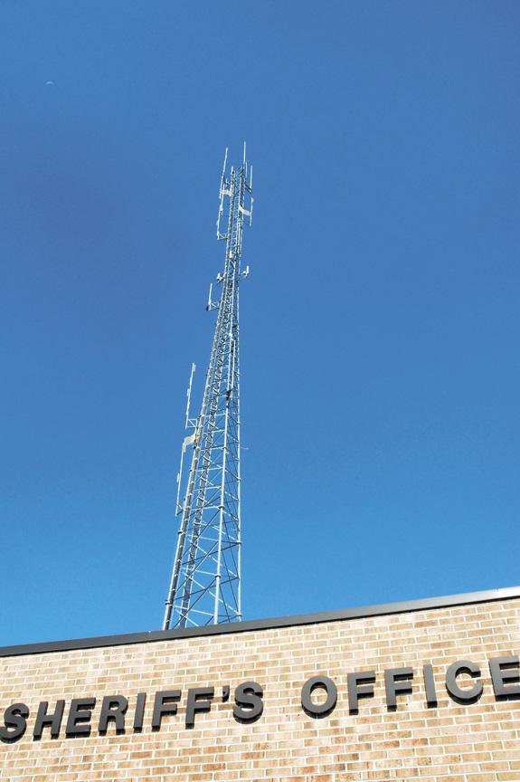 Emergency radio towers back on county's agenda