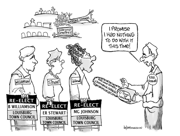 Editorial Cartoon: One for All and All for One