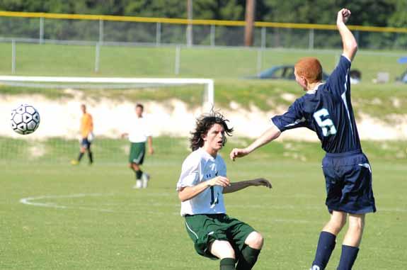 Wildcats get kicks against So. Vance