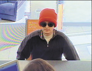Bank robbed in Youngsville