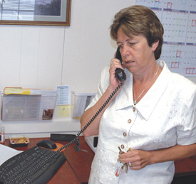 Town Clerk demoted after audit discovery