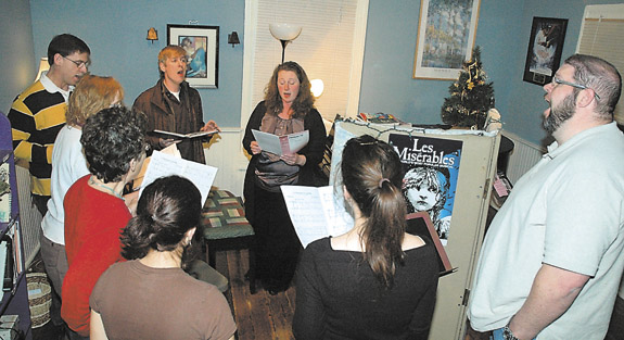 Local carolers to perform at the White House