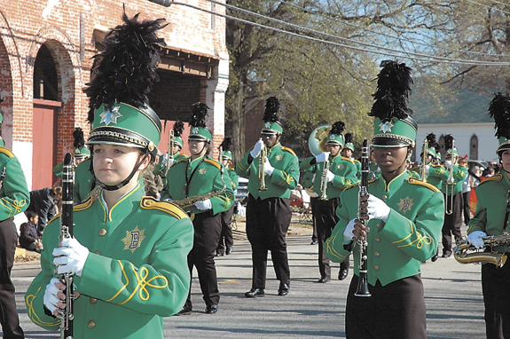 Youngsville Christmas Parade (more pics)