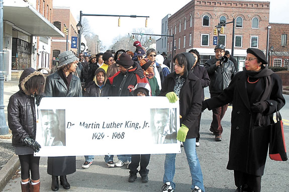 MLK ceremonies slated throughout Franklin County