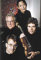 Ciompi Quartet to perform at Cherry Hill