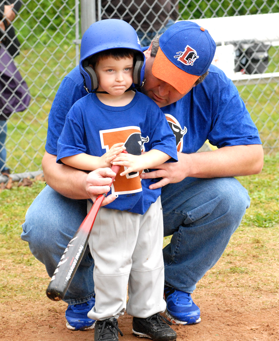 LOUISBURG REC DEPT. T-BALL HIGHLIGHTS, pics 1