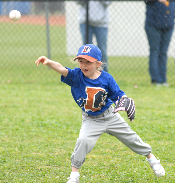 LOUISBURG REC DEPT. T-BALL HIGHLIGHTS, pics 2