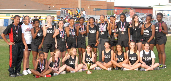 GIRLS TEAM CHAMPIONS