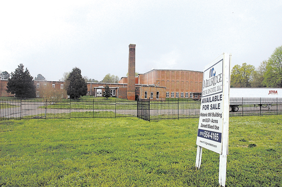 Cotton mill rehab plans to be aired