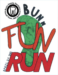 Run in Bunn for fun — and to create a park!