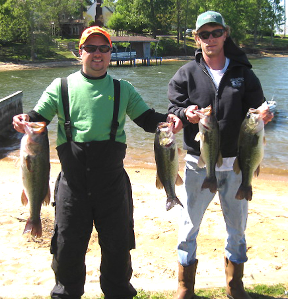 Local anglers shine at R. Rapids event