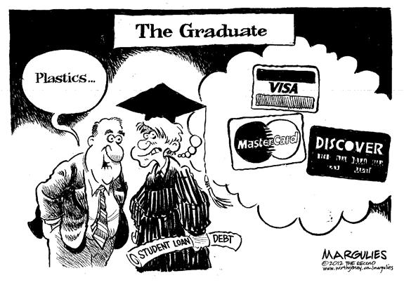 Editorial Cartoon: Plastics