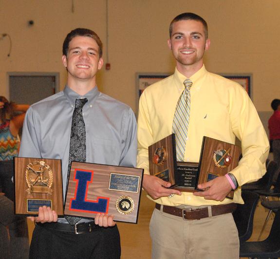 LHS AWARDS WINNERS