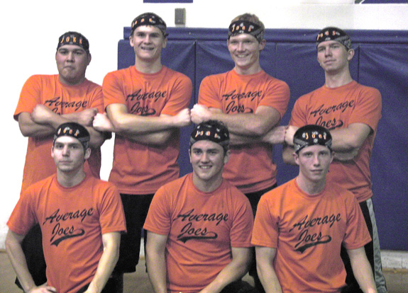 COUNTY DODGEBALL HEROES