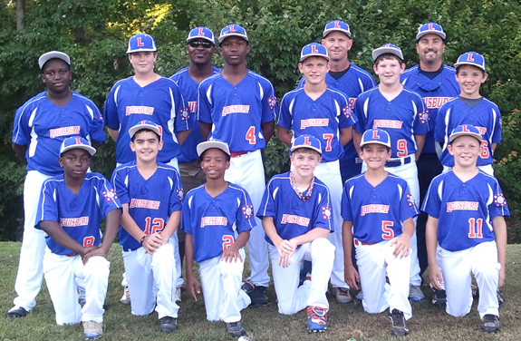 LOUISBURG ALL-STARS